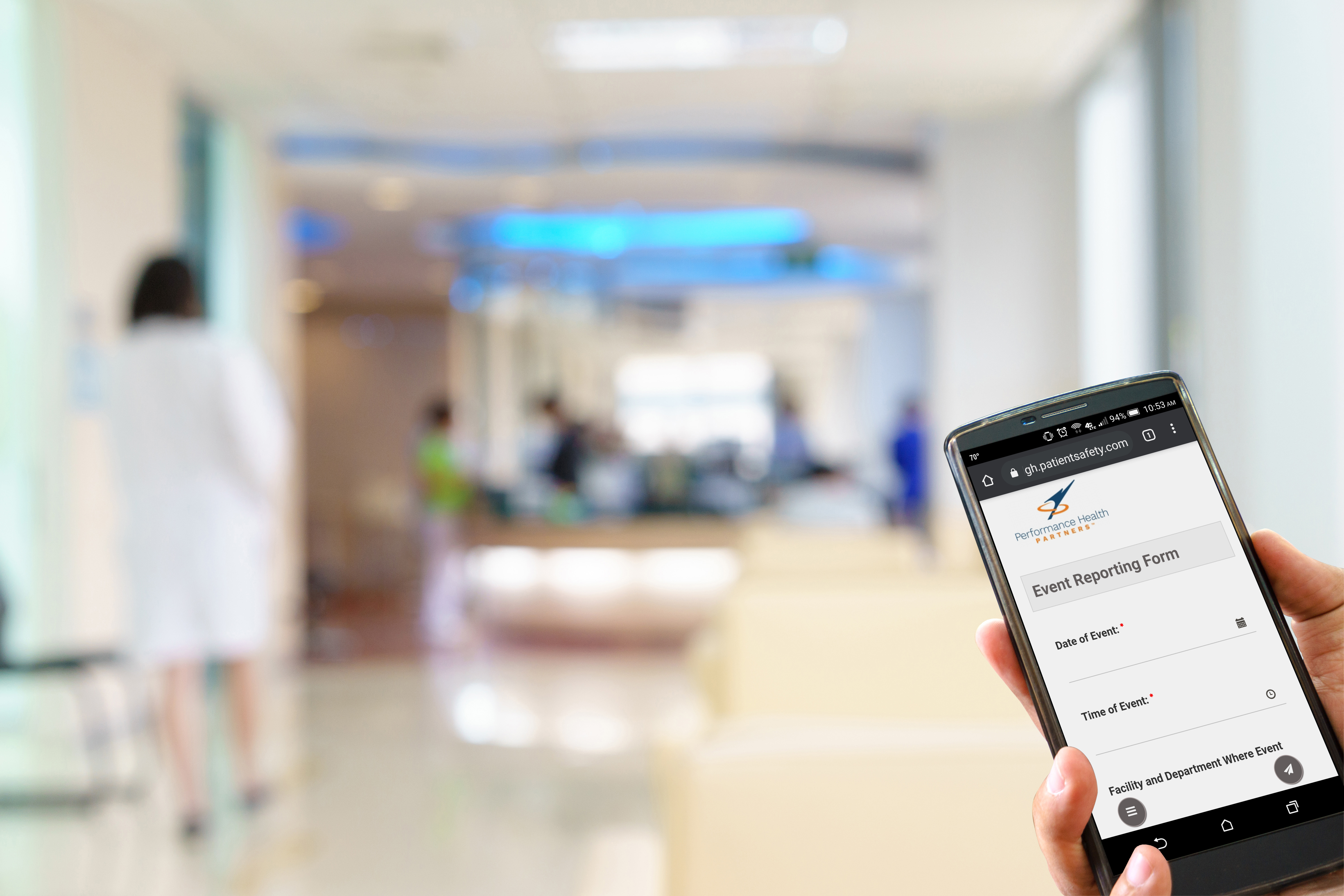 A Closer Look at Underreporting of Patient Safety Incidents by Performance Health Partners, Incident Reporting Software